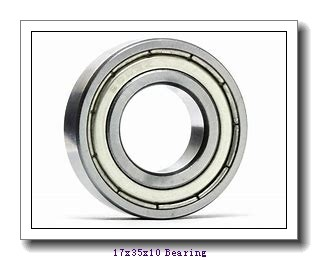17 mm x 35 mm x 10 mm  FAG HSS7003-E-T-P4S angular contact ball bearings