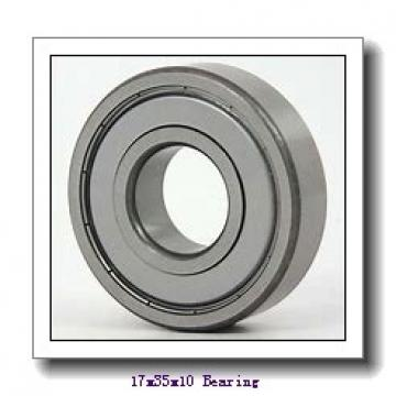 17,000 mm x 35,000 mm x 10,000 mm  NTN-SNR 6003Z deep groove ball bearings