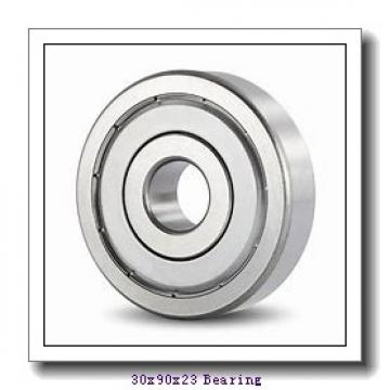 30 mm x 90 mm x 23 mm  FAG NJ406-M1 + HJ406 cylindrical roller bearings