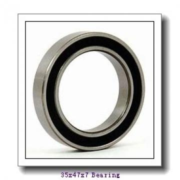 35 mm x 47 mm x 7 mm  Loyal 61807-2RS deep groove ball bearings