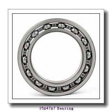 Loyal 71807 ATBP4 angular contact ball bearings