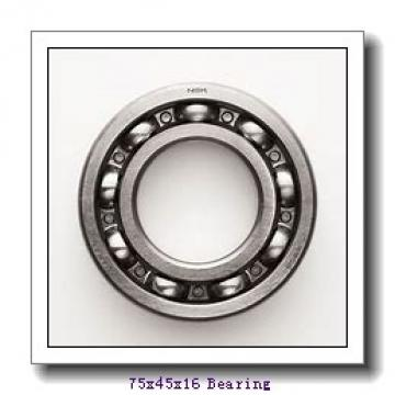 45 mm x 75 mm x 16 mm  SKF 7009 CE/P4AH1 angular contact ball bearings