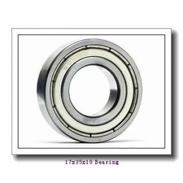 17 mm x 35 mm x 10 mm  FAG B7003-C-T-P4S angular contact ball bearings
