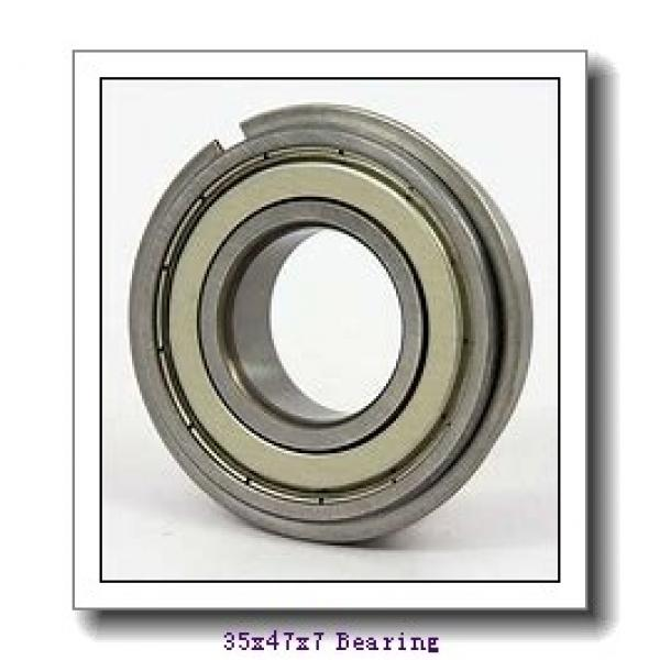 35 mm x 47 mm x 7 mm  SKF W 61807 R deep groove ball bearings #2 image