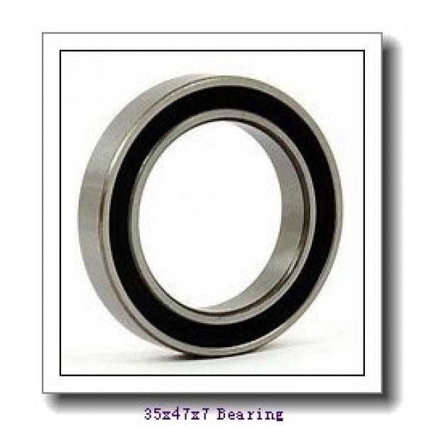 35 mm x 47 mm x 7 mm  ZEN 61807-2RS deep groove ball bearings #1 image