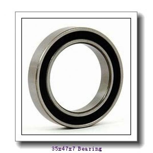 35 mm x 47 mm x 7 mm  SKF 61807-2RS1 deep groove ball bearings #1 image