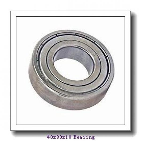 35 mm x 80 mm x 31 mm  Loyal 1208K+H208 self aligning ball bearings #1 image