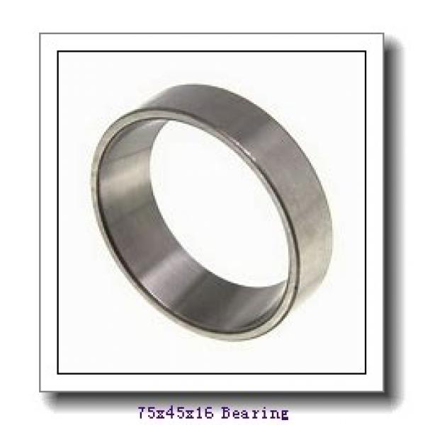 45 mm x 75 mm x 16 mm  SKF 7009 ACE/P4A angular contact ball bearings #1 image