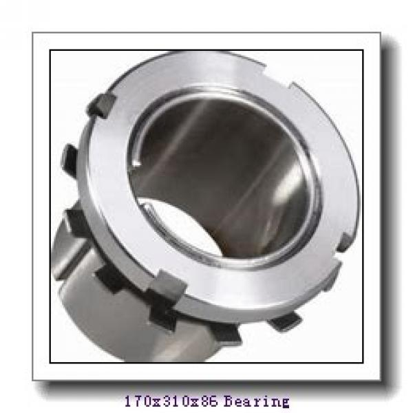 170 mm x 310 mm x 86 mm  NKE NJ2234-E-M6+HJ2234-E cylindrical roller bearings #1 image